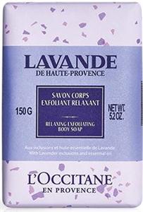 L'Occitane Levendula Radírozó Szappan