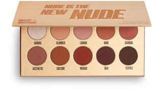 Makeup Obsession Nude Is The New Nude Shadow Palette