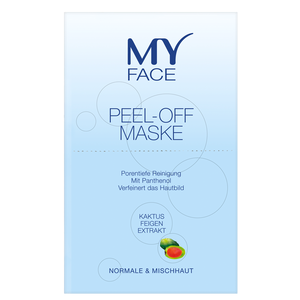My Face Peel Off Maske