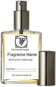 The Perfume People Orchids In Black EDT