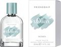s.Oliver Friendship Blue Női EDT