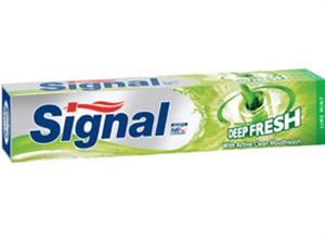 Signal Deep Fresh Lime Mint Fogkrém