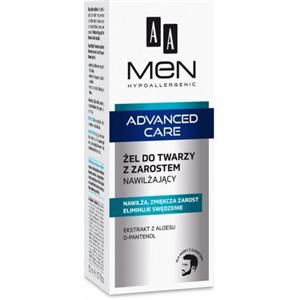 Aa Men Advanced Care Hidratáló Gél Borostás, Szakállas Arcra