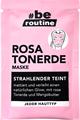 b.e. Routine Rosa Tonerde Maske Strahlender Teint