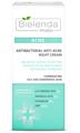 Bielenda Pharm Acne Antibakteriális, Faggyútermelést Szabályozó Éjszakai Arckrém