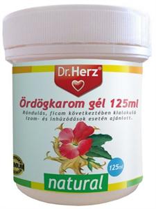 Dr. Herz Ördögkarom Gél