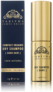 Tabitha James Kraan Organic Dry Shampoo For Dark Hair