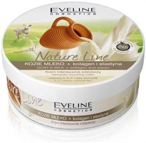 Eveline Kecsketej Intenzív Tápláló Krém