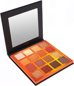 Beautybay The Collection Eyn Fiery 16 Colour Palette