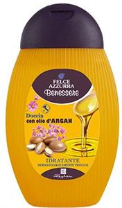 Felce Azurra Doccia Benessere Con Olio D'argan Idratante