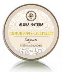 Alora Natura Homoktövis-Ligetszépe Bőrregeneráló Balzsam