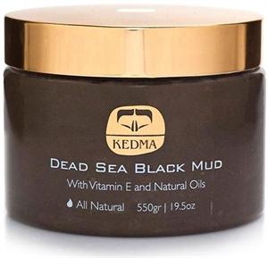 Kedma Dead Sea Black Mud
