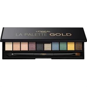L'Oreal Paris La Palette Gold