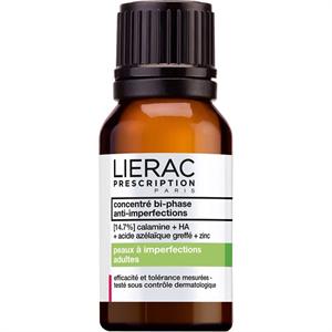 Lierac Prescription Felnőttkori Pattanásokat Kezelő Kétfázisú Koncentrátum