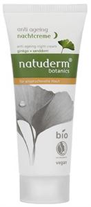 Natuderm Botanics Kézkrém Ginko és Homoktövis