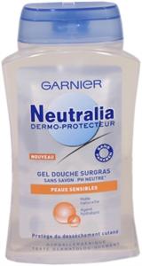 Garnier Neutralia Hidratáló Gél Tusfürdő