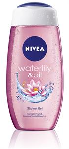 Nivea Water Lily & Oil Tusfürdő