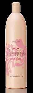 Oriflame Delicious Moments Romantikus Pillanatok Fürdőhab