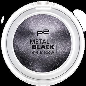 p2 Metal Black Eye Shadow