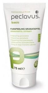 Peclavus Fusspeeling Granatapfel