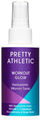 Pretty Athletic Workout Glow Hialuron + Vitamin Tonik
