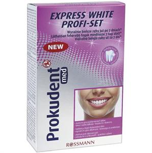 Prokudent Express White Fogfehérítő Szett