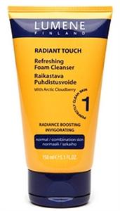 Lumene Radiant Touch Refreshing Foam Cleanser