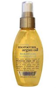 Organix Renewing Moroccan Argan Oil Weightless Reviving Dry Oil