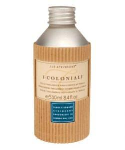 i'coloniali Thailandese Shower Cream With Hibiscus