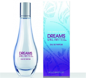 The Body Shop Dreams Unlimited Eau De Parfum