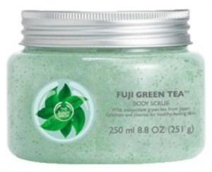 The Body Shop  Fuji Green Tea Body Scrub