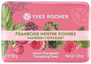 Yves Rocher Plaisirs Nature Energia Szappan Málna-Borsmenta