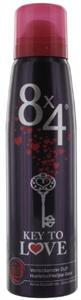 8x4  Key To Love Deo Spray