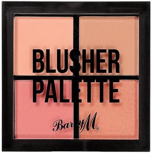 Barry M Blusher Quad Palette Pirosító Paletta