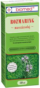Biomed Rozmaring Masszázsolaj
