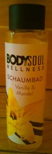 Body&Soul Mandula-Vanília Habfürdő