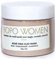 Bopo Women Rosé Pink Clay Mask