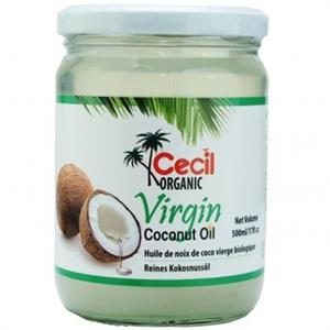 Cecil Organic Virgin Coconut Oil