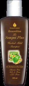 Chuleevandevi Resurektion A5 Sompoi Plus Gyógynövényes sampon