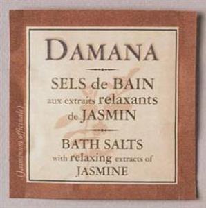 Damana Fürdősó Tasakban