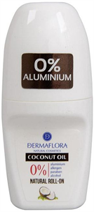 Dermaflora Coconut Oil Natural Roll-On