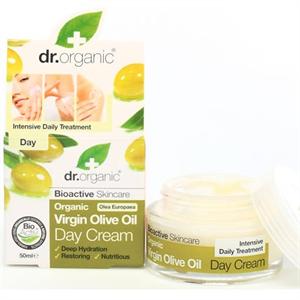 dr. Organic Bio Olívás Nappali Krém