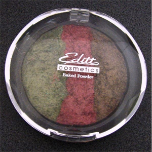 Editt Cosmetics Baked Powder