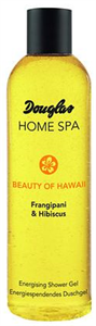 Douglas Home SPA Beauty Of Hawaii Energizáló Tusfürdőgél
