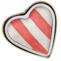 I Heart Makeup Candy Cane Heart