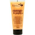 I Love... Mango & Papaya Bőrradíros Tusfürdő