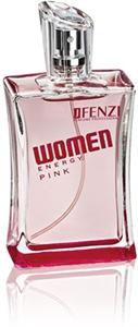 J.Fenzi Energy Pink Woman EDP