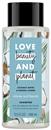 Love Beauty and Planet Sampon Kókuszvízzel & Mimóza Virág Illattal