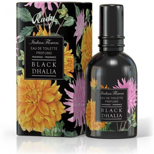 Rudy Italian Flowers Black Dhalia EDT