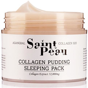 Saint Peau Collagen Pudding Sleeping Pack